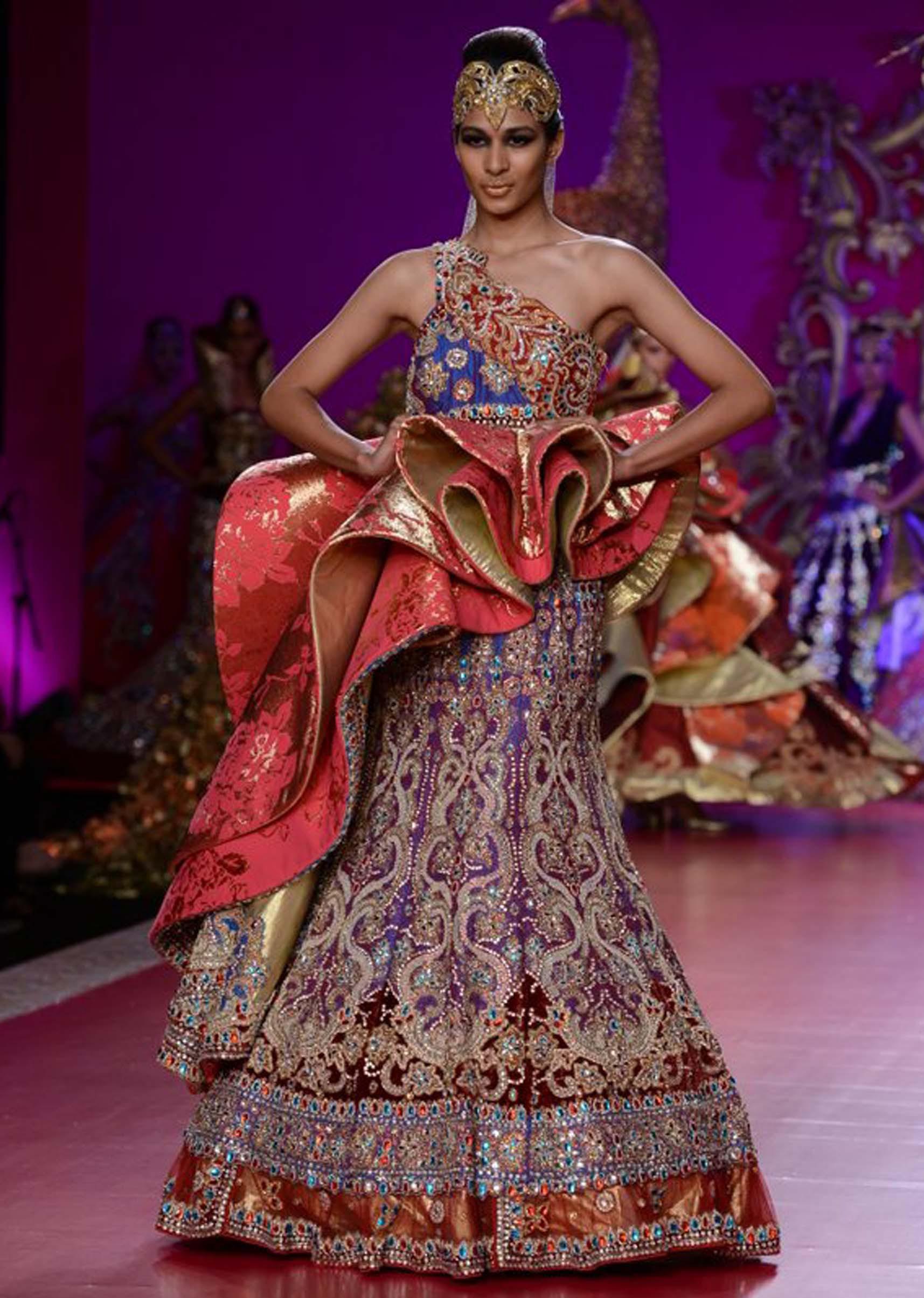 Indian Fashion Designer  Ritu Beri  Fashionsizzle