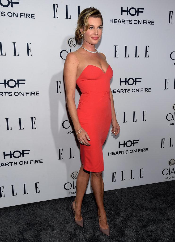 2016 ELLEs Women In Television Celebration Redcarpet