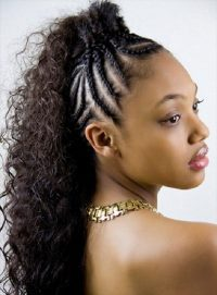 Black Braided Hairstyles To Wear - Fashionsizzle