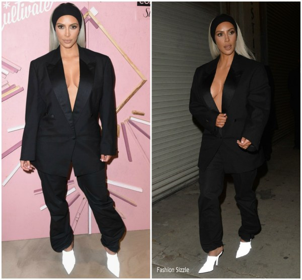Kim Kardashian In Tom Ford Create & Cultivate Women' Conference Los Angeles - Fashionsizzle