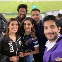 Celebrities Photos at Opening Ceremony of Pakistan Super League PSL 2020