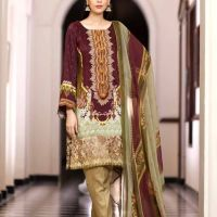 Esha Eman Embroidery Winter Collection 2020 by Jubilee Textiles