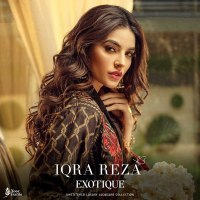 Iqra Reza Exotique Un Stitched Luxury Jacquard Collection 2020 By Noor Textile