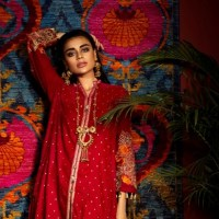 Khaadi Winter Linen Collection 2021 By Online Store with Price