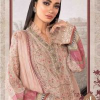 Maria B Silk Net Collection 2021 with Sale Price Pakistan
