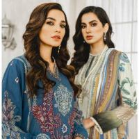 Maryum n Maria Luxury Lawn Collection 2021 Price and Buy Online