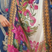 Saira Rizwan Embroidered Lawn Collection Ittehad Textiles