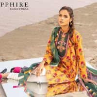 Sapphire Spring Summer Ready to Wear Lawn Collection  2021 with Price Buy Online for Ladies