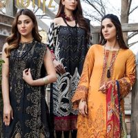 Motifz Premium Embroidered Lawn Collection