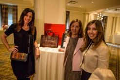 Karen Mitre, Jennie DeScherer, Andrea Abrams