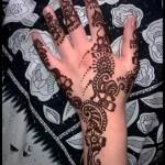 Pakistani latest mehndi designs