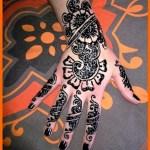 latest mehndi Tattooa designs