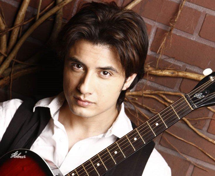 Ali Zafar indian actor