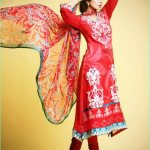 Kuki Concepts New Summer Collection By Dawood Textile (3)