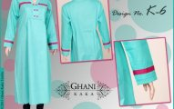 Kurti Collection for Summer Season By Ghani Kaka (4)