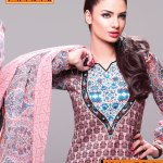 Warda Stylish And Beautiful Summer Lawn (3)