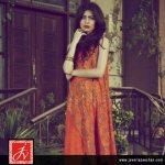 Javeria Zeeshan summer lawn dress collection 2013 (4)