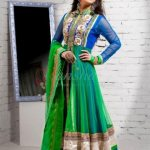 Mansha Latest Spring summer party wear dress collection (8)