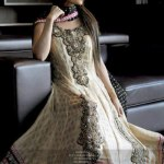 New Spring party wear dress collection by saadia asad (2)