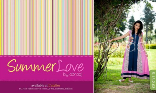 Abraaj Summer Love collection for women 2013 (8)