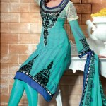Indian beautiful and Stylish Party wear suits (2)