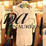 Naureen Arbab party casual dress for girls 2013 (1)