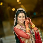 Pakistani Models wearing wedding and casual dresses (9)