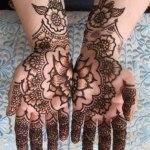 Pakistani eid mehndi designs (6)