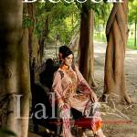 Blossom by Lala Textile Latest Eid Lawn Collection 2013 006