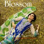 Blossom by Lala Textile Latest Eid Lawn Collection 2013 009