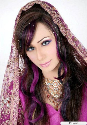 Deedar Sister Nargis Stage Dancer Wedding Pictures with Hamza Bhatti (2)