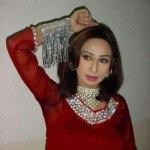 Deedar Sister Nargis Stage Dancer Wedding Pictures with Hamza Bhatti (3)