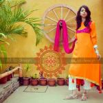 HK-Dot to Design Eid Latest Dresses Collection Summer Collection 2013 (6)