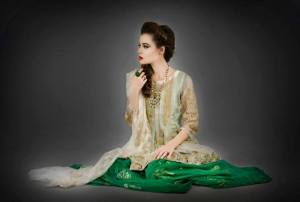 Qashang Summer Eid Party Wear Collection 2013 For Women 0001