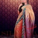 Silkasia Eid Dresses Collection 2013 for Women 005