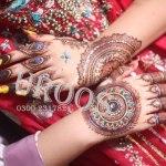 eid ul fitr mehndi designs henna designs for women by Uroos Designer (10)