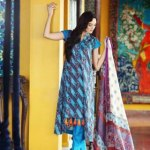 Gul Ahmed Cambric Mid Summer Collection 2013 For ladies (5)