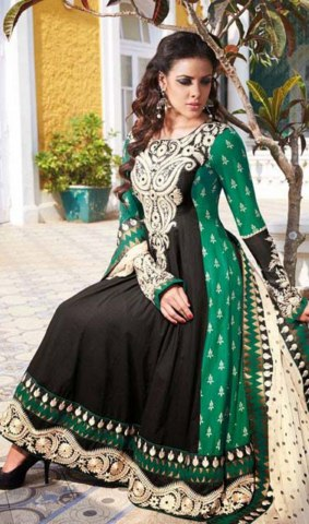 Kaneesha casual wear dress collection 2013-2014 for women and girls (6)