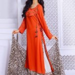Zahra Ahmad Latest Eid collection 2013 for girls (1)
