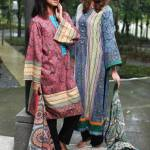 LSM Lakhany Fabrics Cottorina Winter Collection 2013 For Women 01