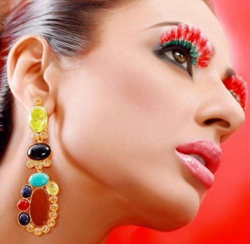 Maliha's Bridal Jewellery Collection 2013-2014 For Young Girls (3)