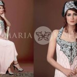 Maria Kashif Semi Formal Collection 2013 for Women Eid Special (2)