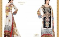 Nation Mid Summer Lawn Collection Formal wear dresses by Riaz Arts (6)