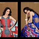 Afreen By Lala Embroidered Winter Dresses 2013 For Women and Girls (6)