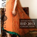 Ayesha Ahmed Autumn Winter eid Collection 2013 (2)