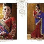Diwali Special Latest Dresses by Saheli Couture (8)