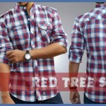 Red Tree Casual Shirts For Men (5)