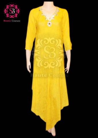 S3Haute Couture Eid Wear Collection for girls (11)