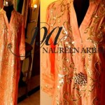 Women Party Wear Dress Collection by Naureen Arbab (1)