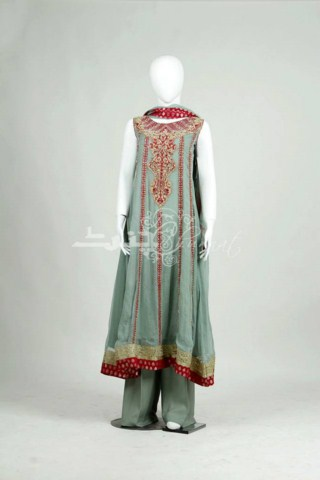 Chunnat Formal Dresses Collection 2013-14 for Women (2)